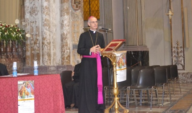 Messaggio di Mons. Vescovo per la festa dell'Adesione