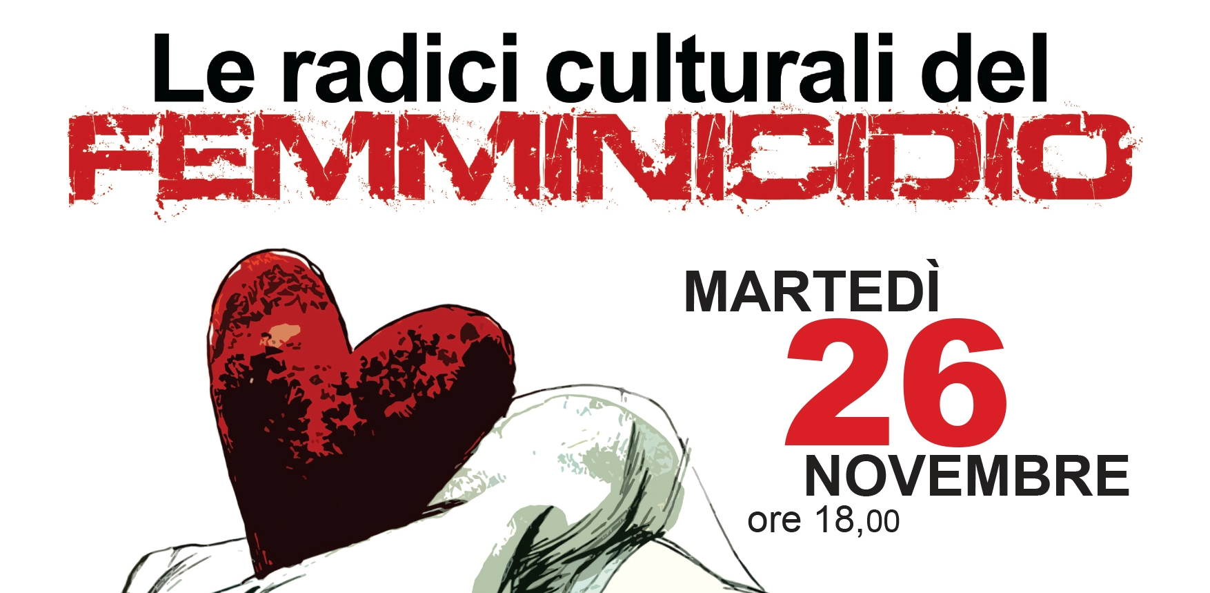 Femminicidio, ad Acireale un laboratorio per indagare l'origine culturale del dramma