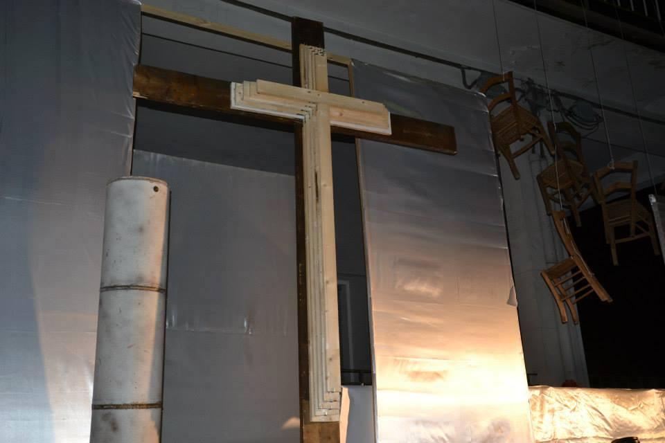 Il Cammino della Croce: Giovani e Giovanissimi Ac di Fiumefreddo