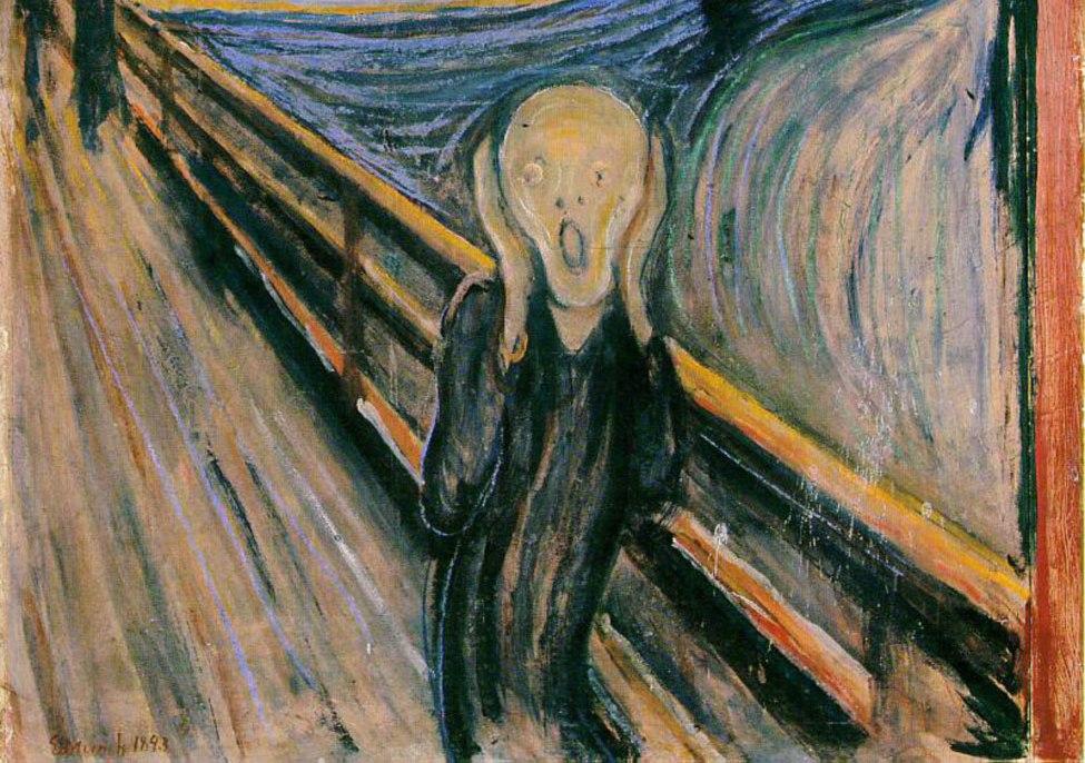 Il grido dell'uomo