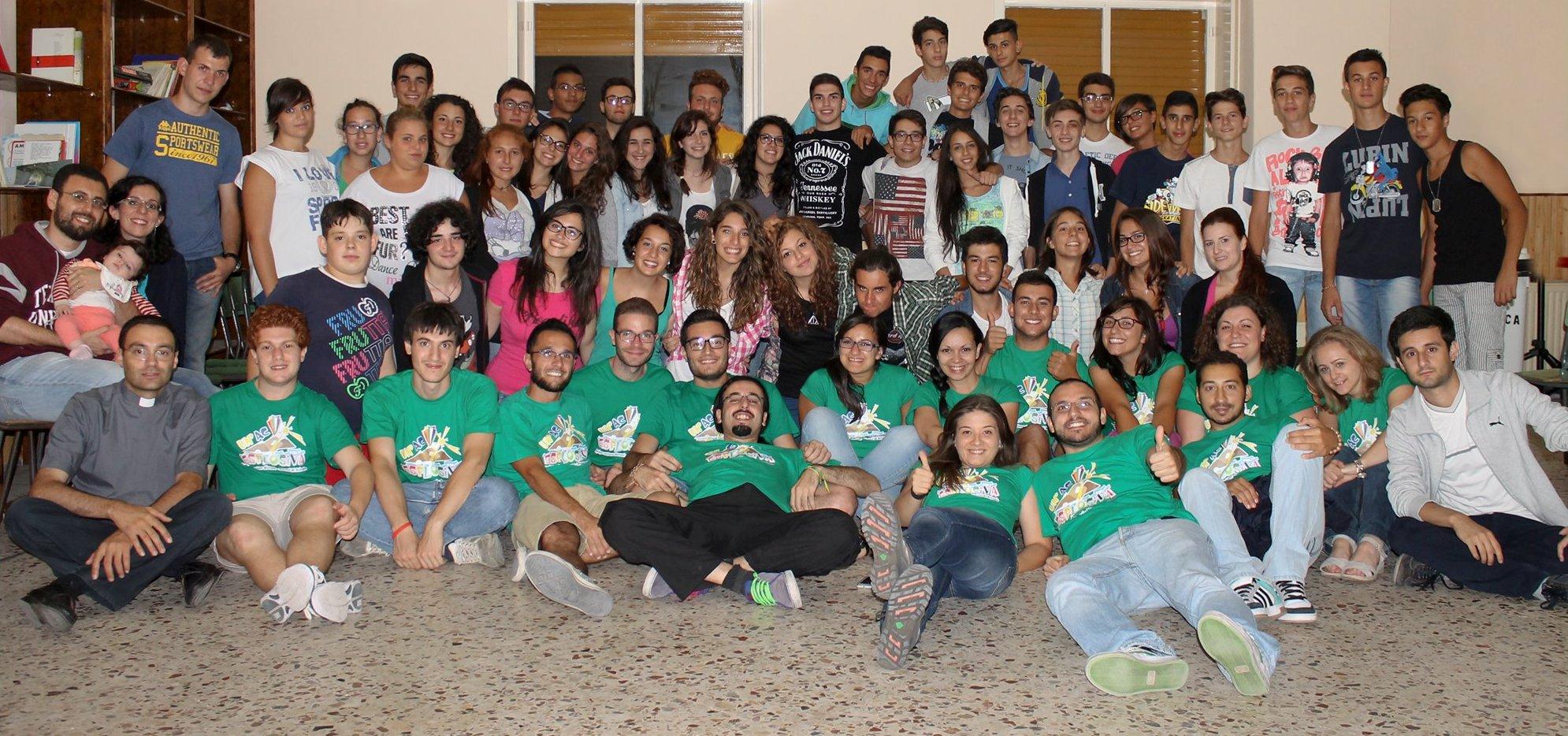 Campo diocesano giovanissimi 2014: le emozioni di chi l'ha vissuto!