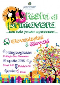 Festa di Primavera AC 2015
