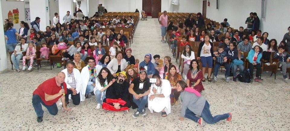 Insieme Funzioniamo… Alla festa degli incontri ACR+Adulti viene presentata EdR (Equipe diocesana dei Ragazzi)