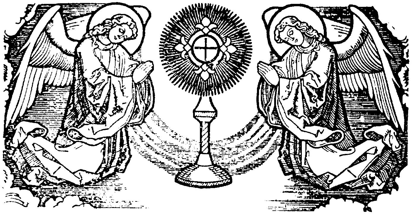 Alcune riflessioni sulla festa del Corpus Domini