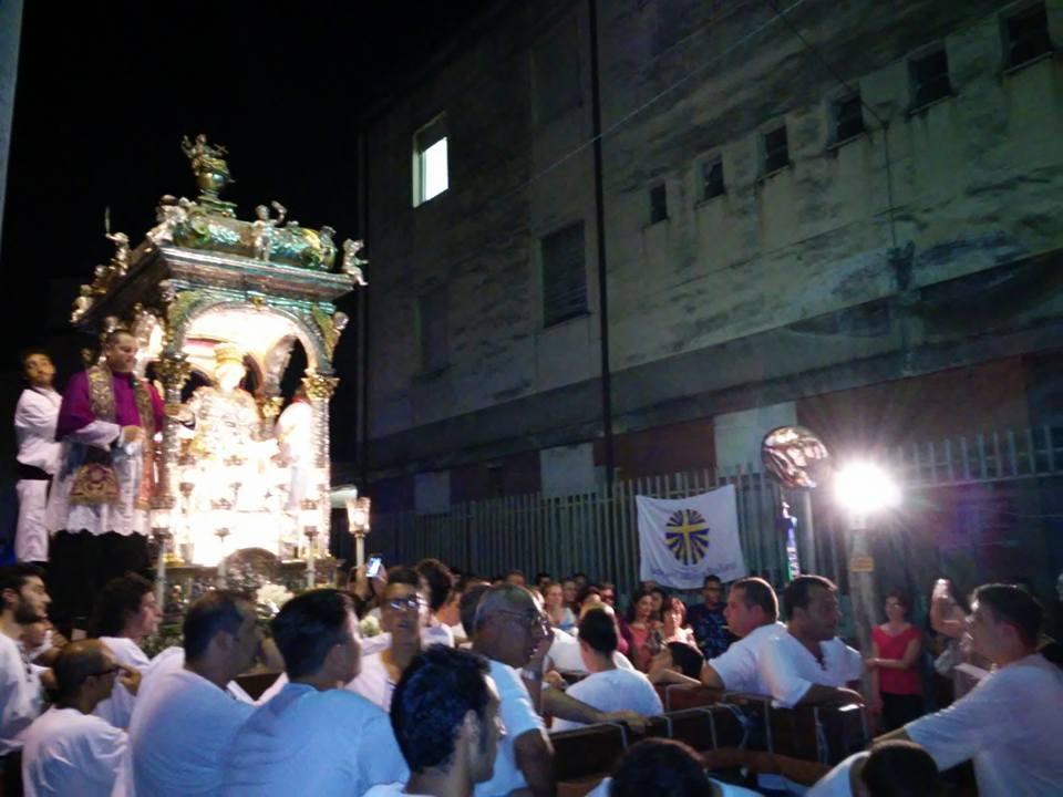 L' AC diocesana saluta la Santa Patrona Venera