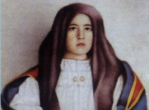 AC scuola di Santità: Antonia Mesina