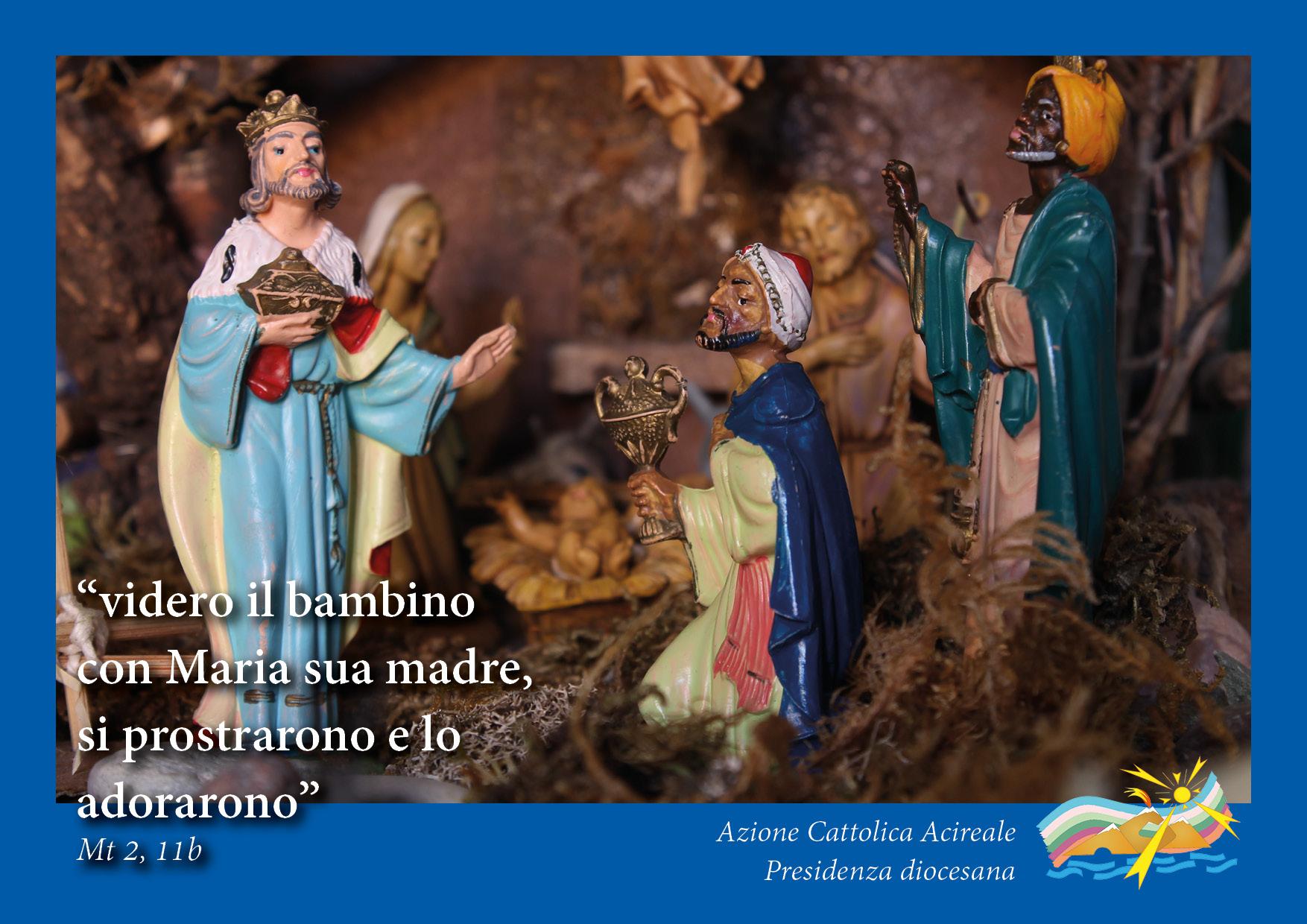 Tempo di Natale: Epifania di N.S.G.C.
