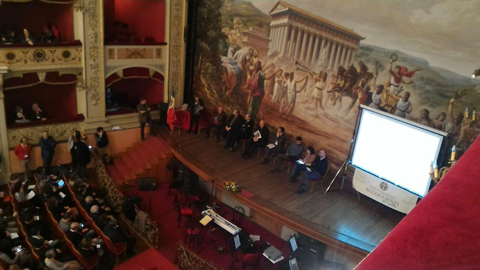 Accoglienti per scelta: la presidenza nazionale incontra i presidenti parrocchiali siciliani
