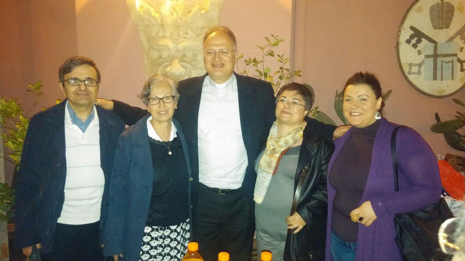 Festa per don Vittorio