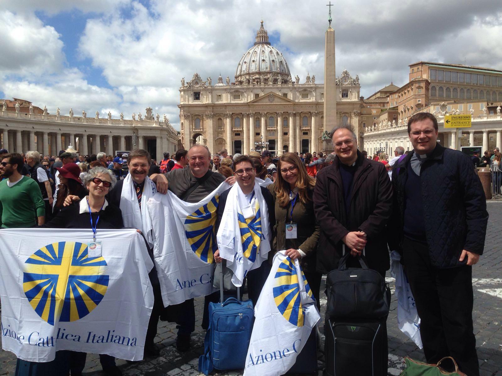 """""""IL TUTTO ABBRACCIA LA PARTE"""" Convegno delle Presidenze Diocesane: l'AC nel cammino della Chiesa"""