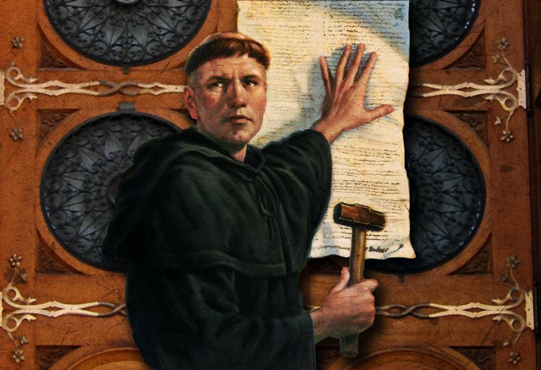 Pensiero e spiritualità di Lutero erano del tutto centrati su Cristo