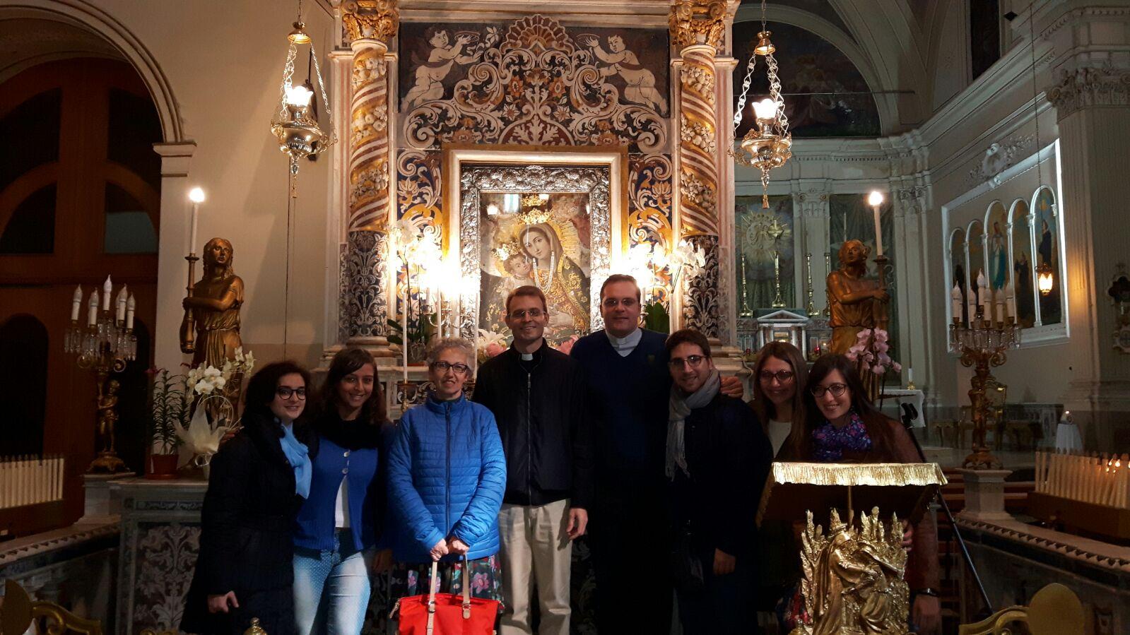 Un incontro di spiritualità per l'equipe ACR a Valverde