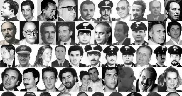 I giovani e i giovanissimi di A.C. della Cattedrale in piazza per ricordare le vittime della mafia