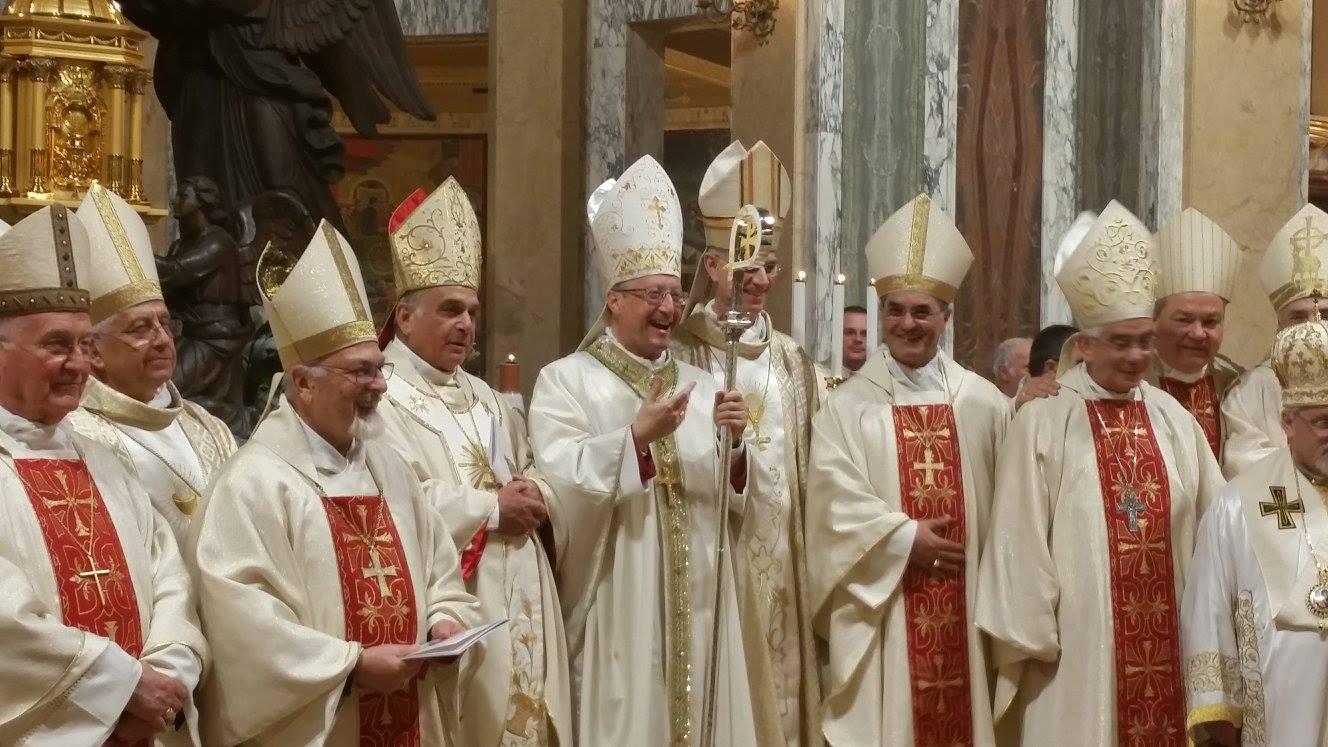 Don Guglielmo Giombanco ordinato Vescovo. Tindari invasa dalla gioia della Chiesa Acese.