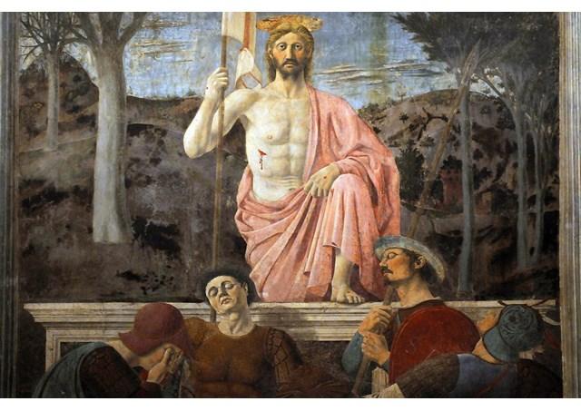 Gesù, il crocefisso, è risorto, vive!