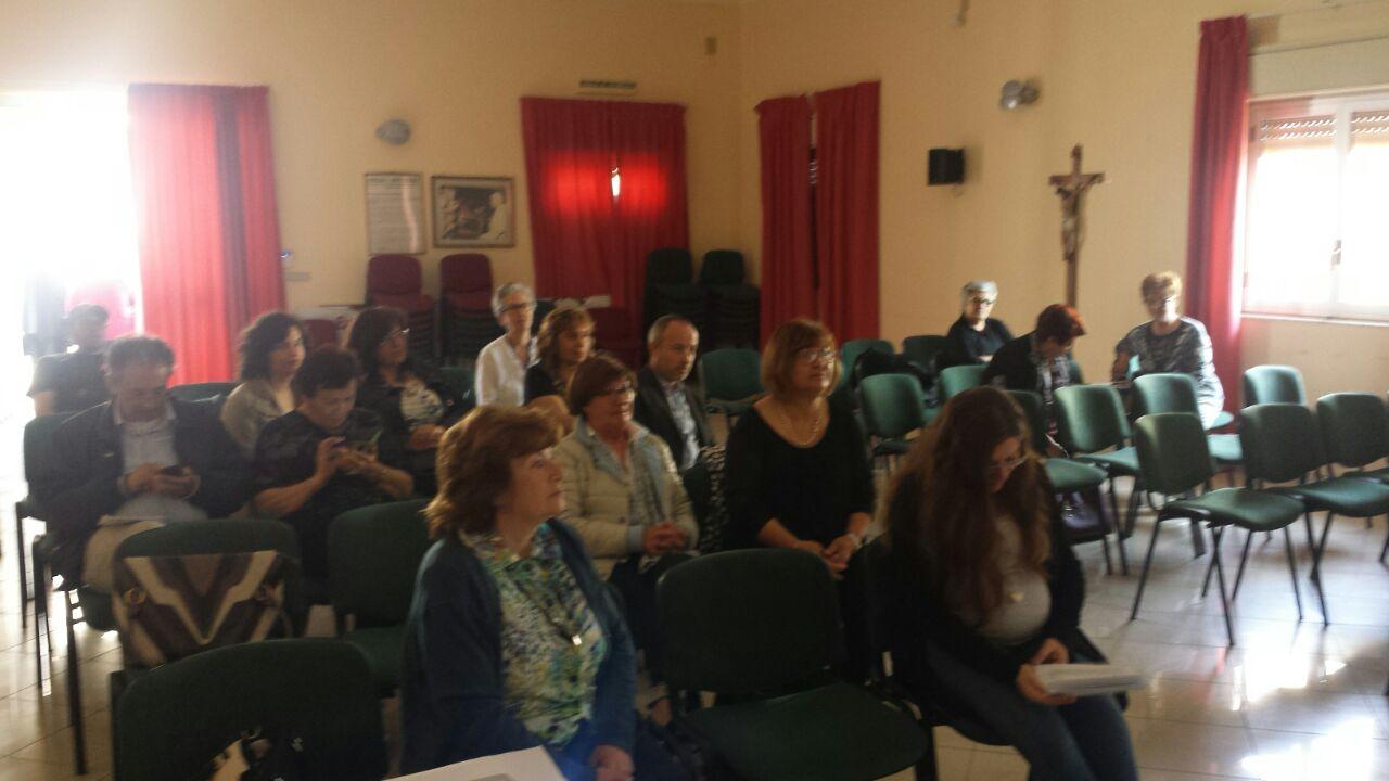"""""""Saranno saziati"""": la giornata del settore adulti a Trepunti"""