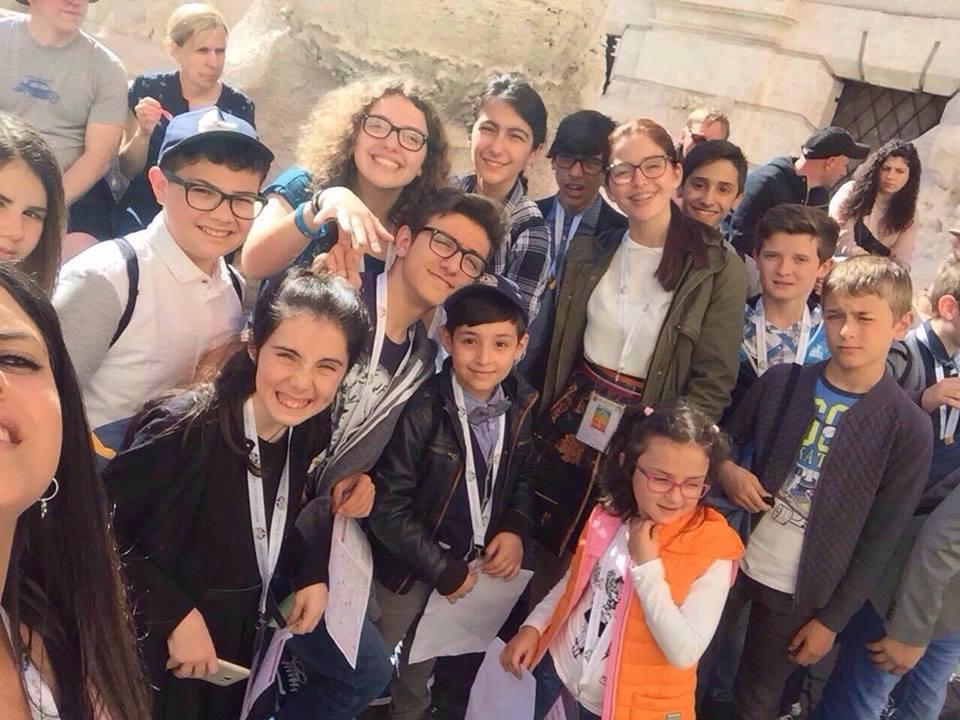 Testimonianza di Michela Sorbello (diocesi di Acireale) – delegata regionale ACR all'assemblea nazionale 150 anni AC
