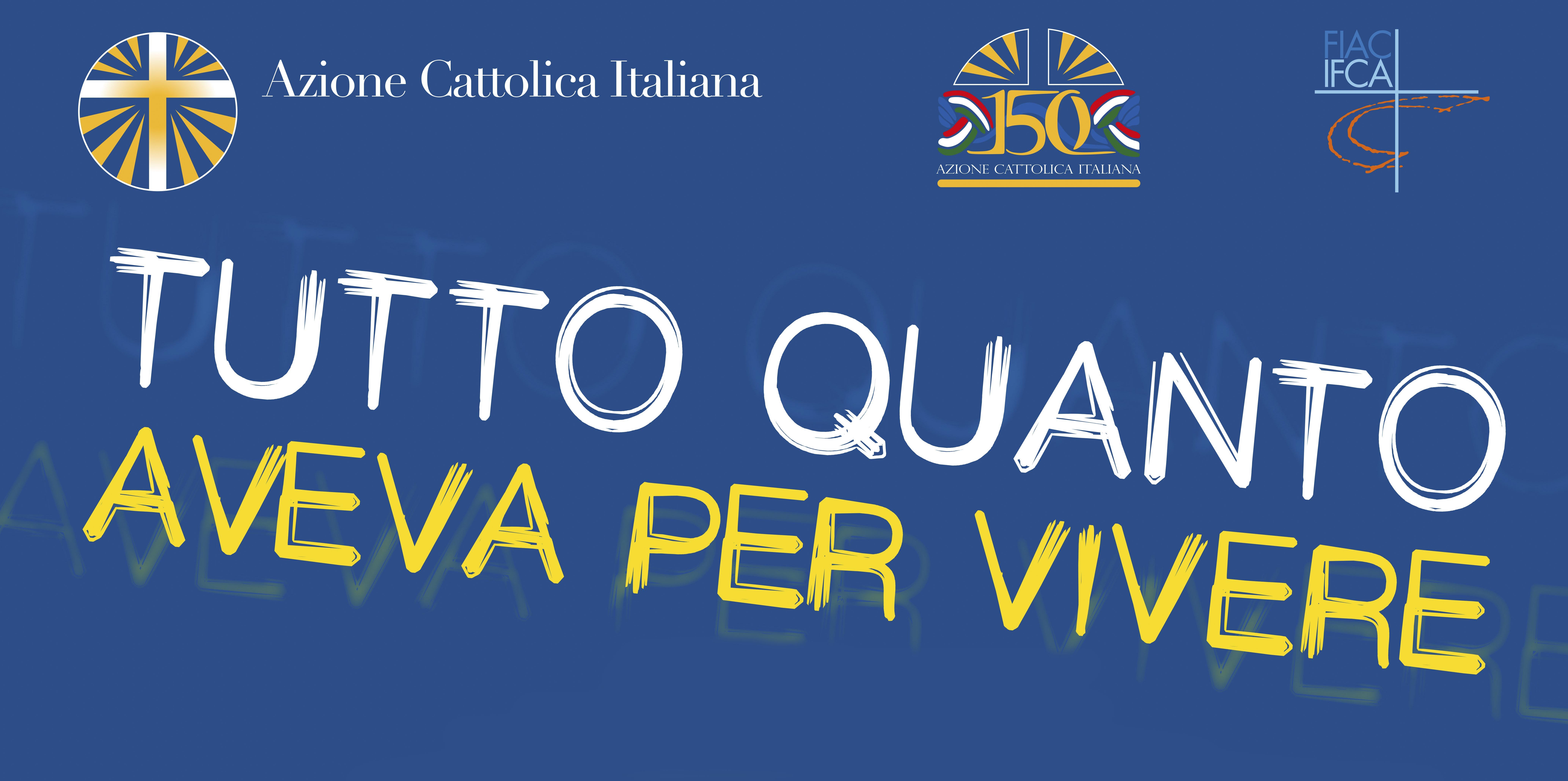 Messaggio del Vescovo di Acireale per la festa dell'Adesione dell'Azione Cattolica Italiana