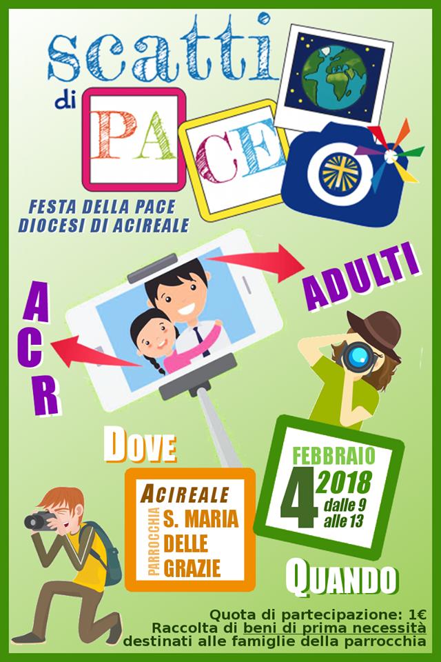 FESTA DELLA PACE ACR +Adulti