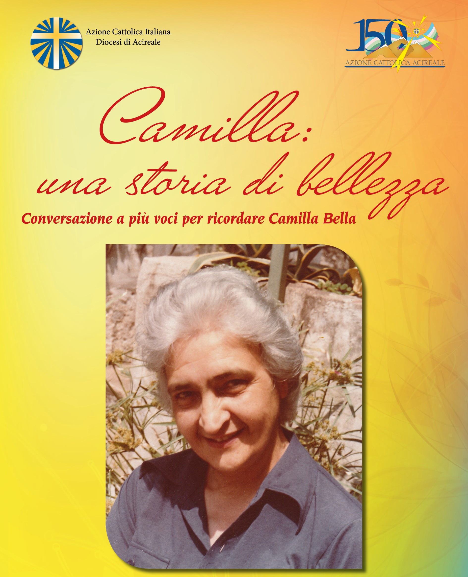 Camilla Bella: una donna di fede