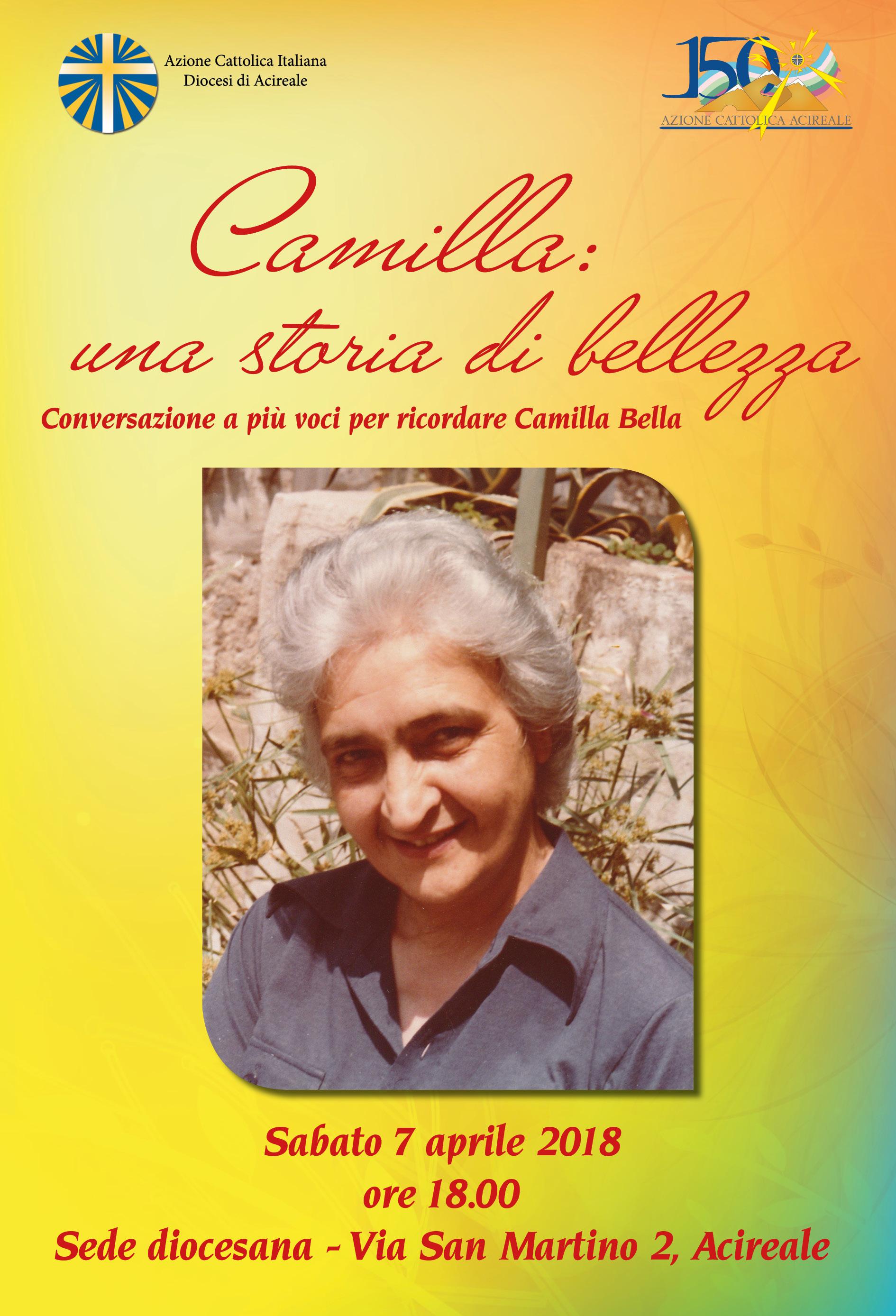 Camilla, una storia di bellezza