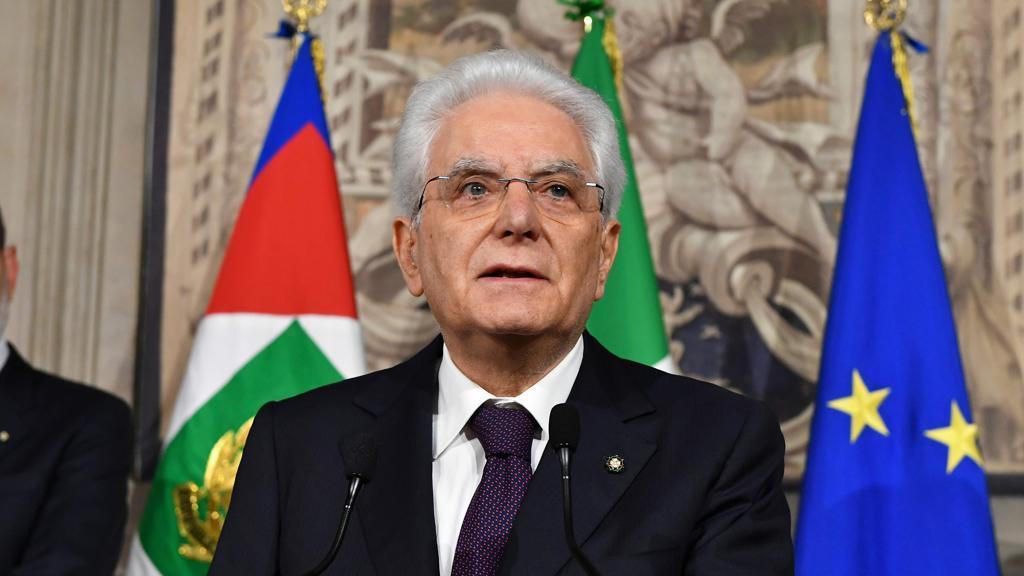 Comunicato di solidarietà al Presidente Sergio Mattarella