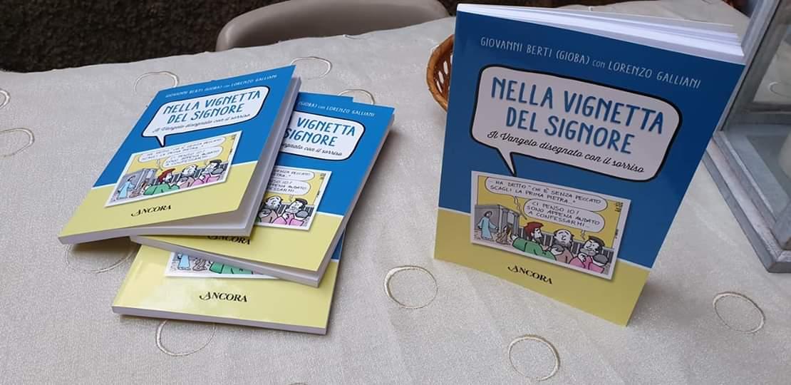 """La Diocesi incontra Don Giovanni Berti, autore del testo """"Nella Vignetta del Signore""""."""