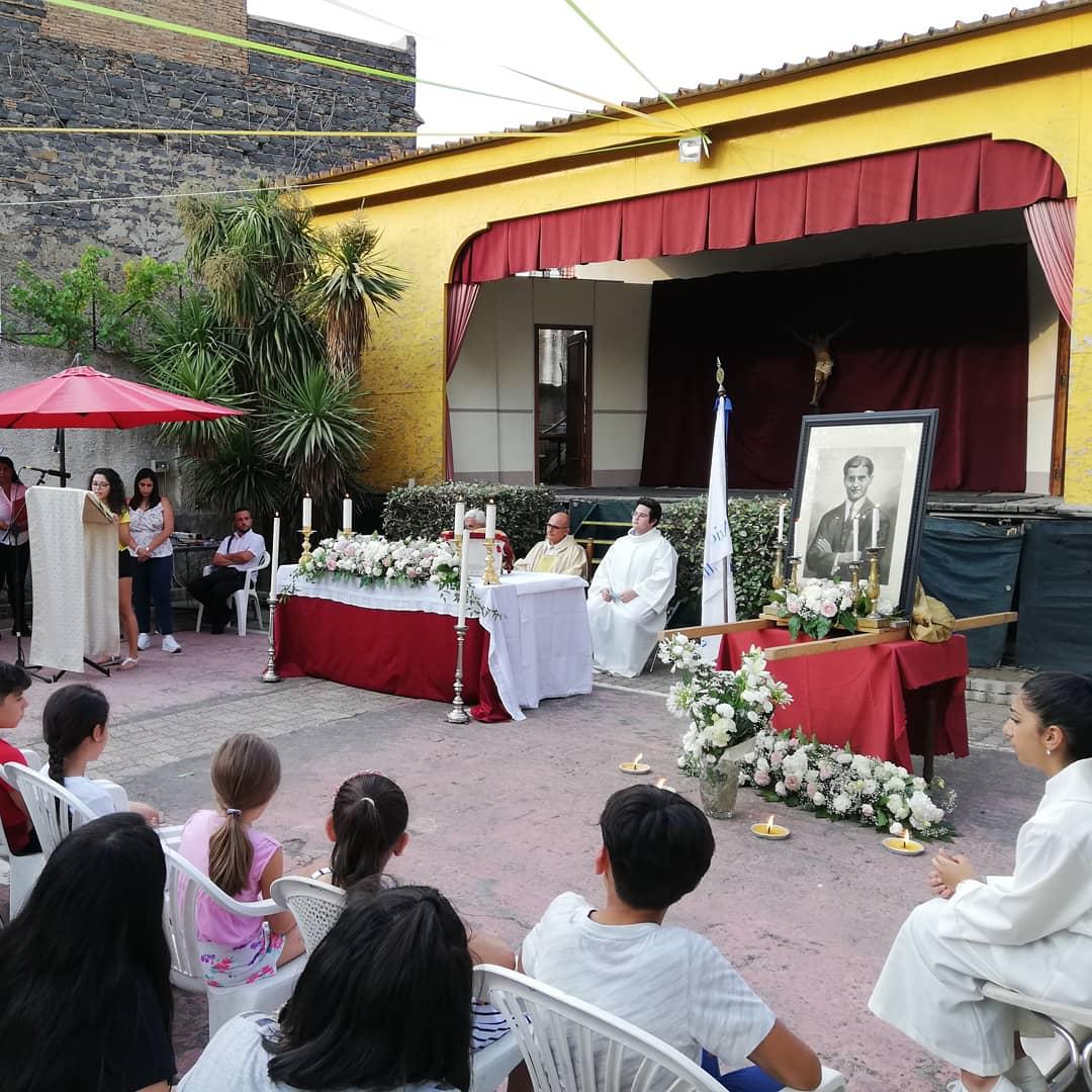 L'Azione Cattolica di Aci San Filippo si stringe intorno al Beato Piergiorgio Frassati