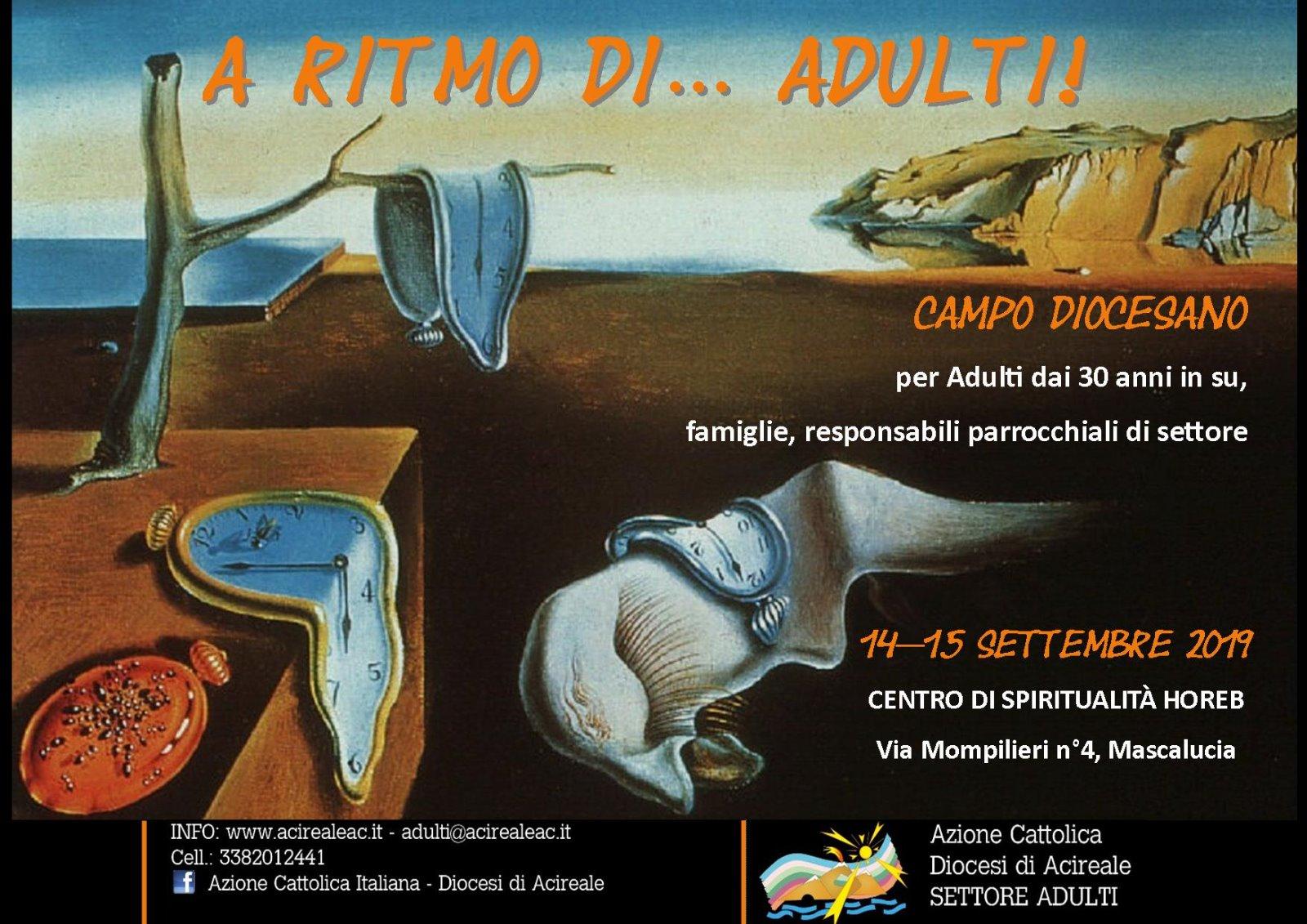 Campo Diocesano Adulti